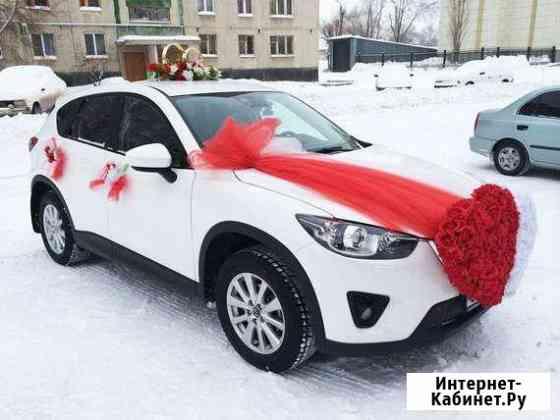 Автомобиль на свадьбу Бежецк