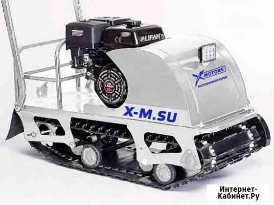 Мотобуксировщик X-motors snowdog 9 Сургут