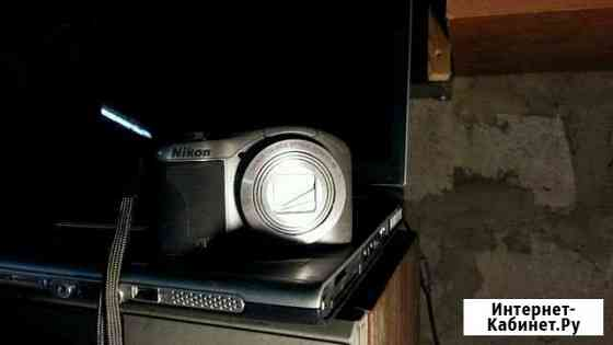 Nikon coolpix L610 Черное