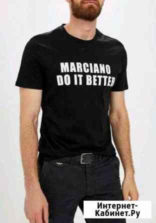 Футболка новая Marciano(Guess) / США, р. 50/52 (L) Нарьян-Мар