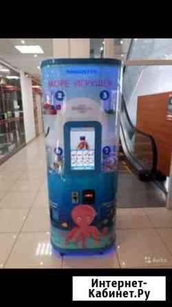 Торговый автомат мангустин Димитровград