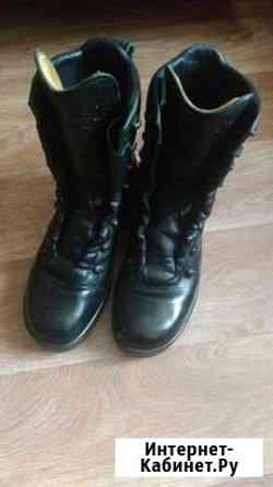 Берцы Бундесвер, ботинки армии Германии Москва