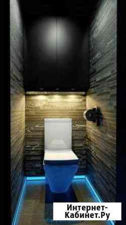Качественный профессиональный ремонт ванных и WC Мурманск