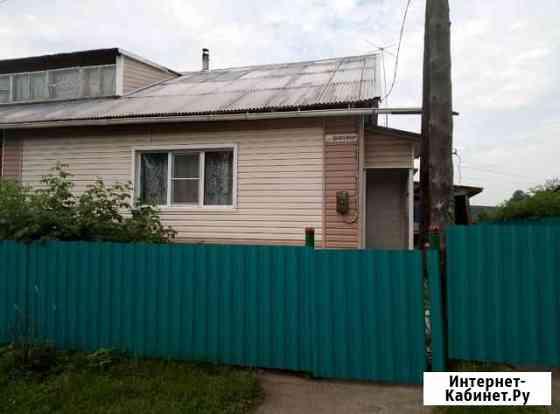 Дом 70 кв.м. на участке 7 сот. Красногорское