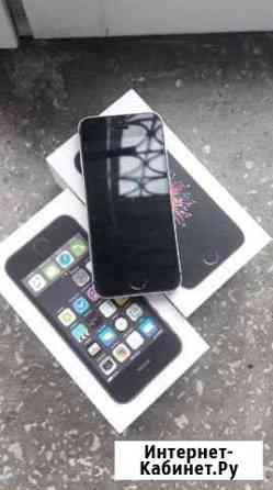 iPhone se серый космос 16 gb Горно-Алтайск
