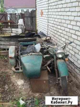 Мотоцикл Урал Жуковка