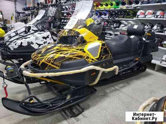 Снегоход stels viking 600 XE в x-motors Сургут