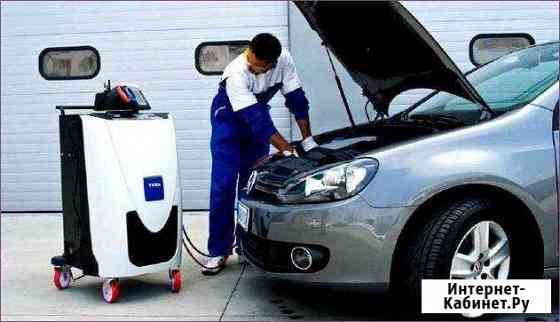 Заправка, ремонт автокондиционеров Симферополь