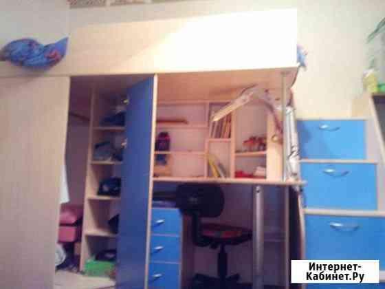 Кровать чердак Братск