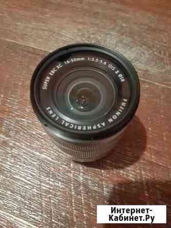 Продам Fujifilm XC 16-50mm f/3.5-5.6 OIS Биробиджан