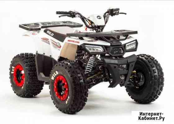 Квадроцикл ATV 125 wild Новый Волжский