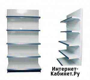 Стеллаж высотой 1.90 с полками 5(32) Черкесск