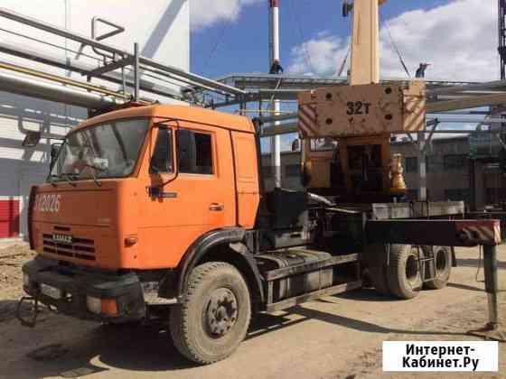 Автокран кс5576-К (30,7м) Саранск