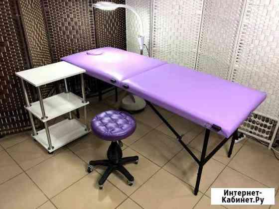 Кушетка косметологическая. Массажный стол Аргун
