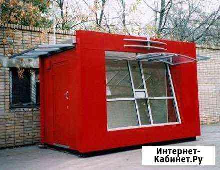 Торговый киоск М169 4.15х2.3м Курск