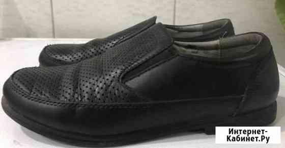Туфли на мальчика Кызыл