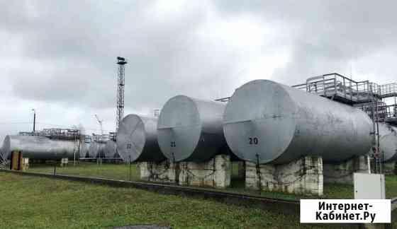 Действующая нефтебаза в Смоленске Смоленск