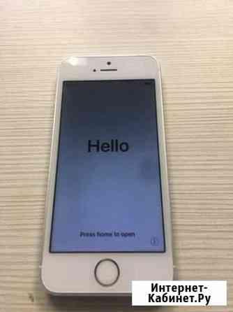 iPhone 5s 16gb(восстановленный) Дмитров