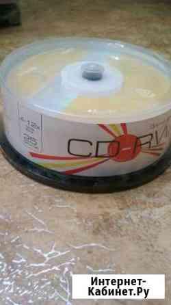 Диски CD-RW (новые) Стерлитамак