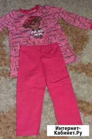 Продаю пижамы, синяя - размер 104 см, розовая - 11 Михайловка