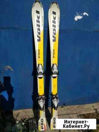 Горные лыжи Магадан