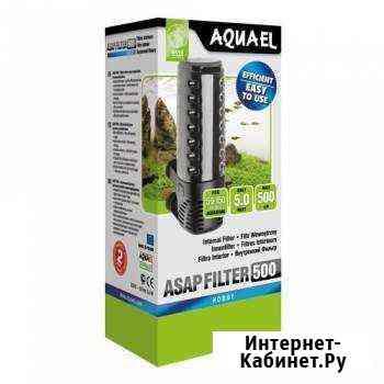 Аквариумный фильтр Aquael Железнодорожный