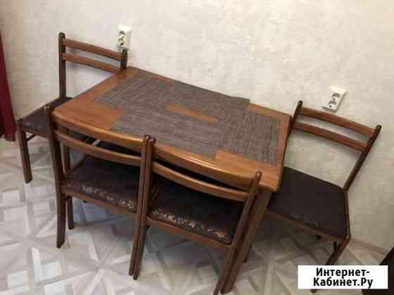 Стол и стулья Горно-Алтайск