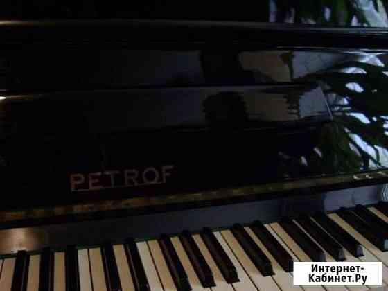 Пианино Petrof Черкесск