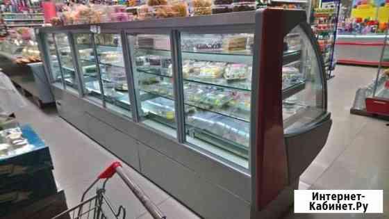 Витрина кондитерская (холодильник) Астрахань