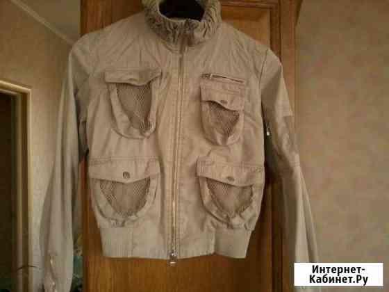 Куртка демисезонная (М) Железнодорожный