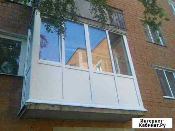 Окна и балконы от производителя ооо Уютный дом Чебоксары