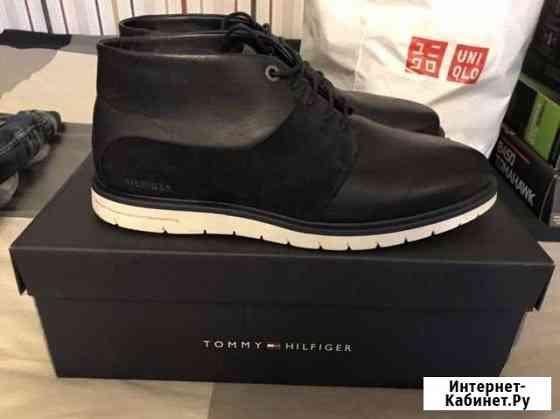 Tommy Hilfiger ботинки Санкт-Петербург