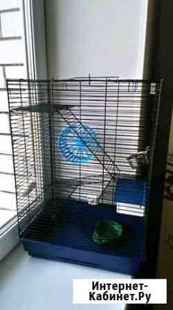Клетка для крыс и хомяков Углич