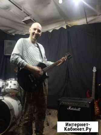 Уроки игры на гитаре, вокал Архангельск