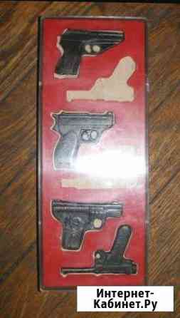 Модельки пистолетов Москва