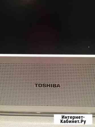 Ж/к телевизор Toshiba 20 дюймов. В хорошем, рабоче Москва