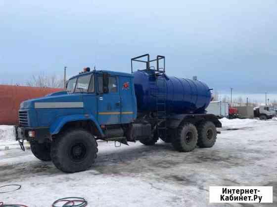 Водитель вс вакумбочка Усинск