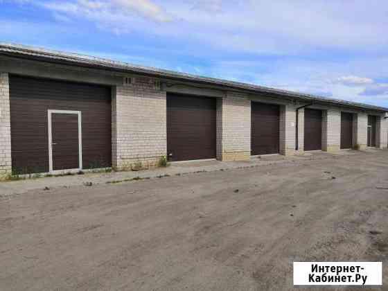 6 гаражей в ряд Северодвинск