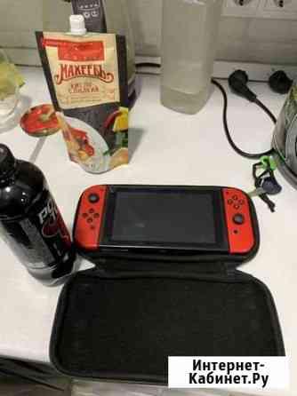 Nintendo switch прошитая Великий Новгород