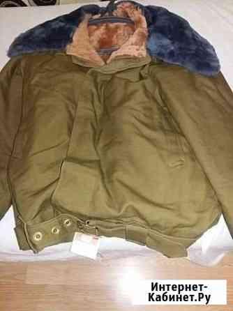 Куртка танкиста Санкт-Петербург