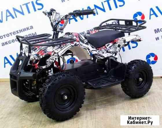 Детский электроквадроцикл Avantis ATV Classic E800 Магас
