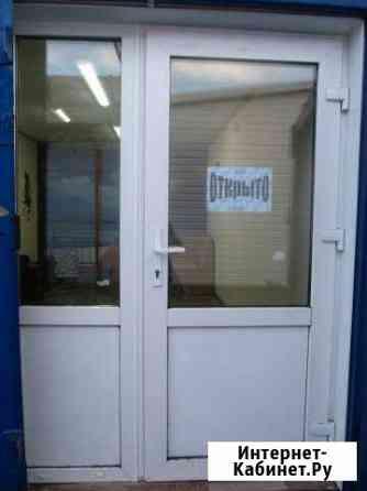Пластиковая дверь Санкт-Петербург