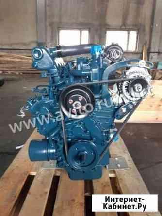 Дизельный двигатель Кубота V-2403 T Владивосток
