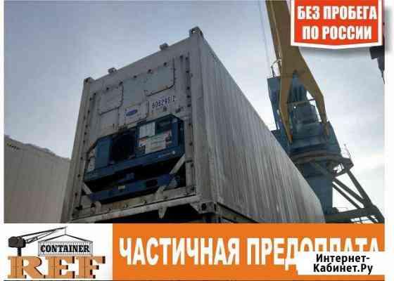 Рефконтейнер 40 Ф sebu 6062952 2004 год Архангельск
