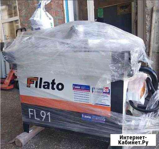 Кромкооблицовочный станок filato fl-91 новый Благовещенск