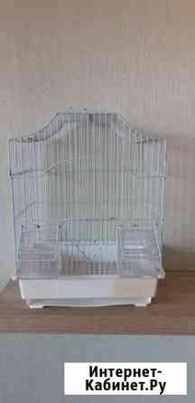 Клетка для попугая Мурманск