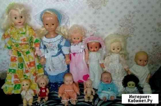 Куклы СССР Нерюнгри