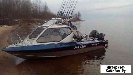 Катер Silver Hawk 520 Петрозаводск