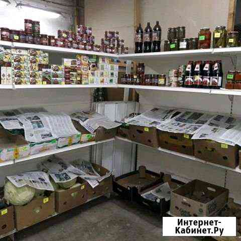 Полки для товаров и холодильная витрина Калуга