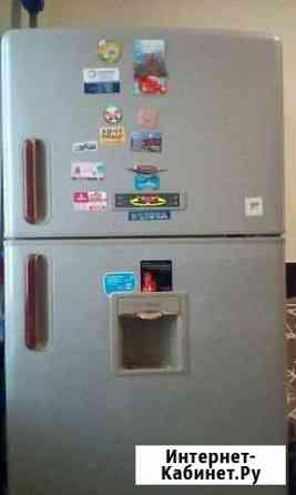Двухкамерный холодильник Железнодорожный